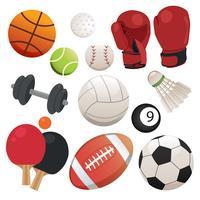 projeto de vetor de esporte
