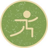 Yoga Icon Vector Ilustração