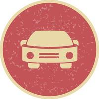 Ícone de carro de vetor