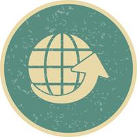 Vector em todo o mundo ícone