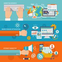 Seo Banner de Marketing na Internet