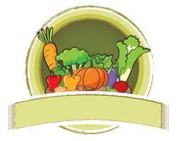 Legumes vetor