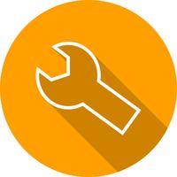 Vector configurar ícone