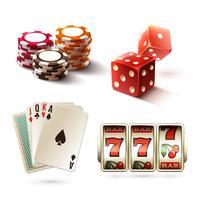 Elementos de design do casino