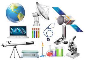 Diferentes tipos de dispositivos vetor