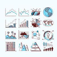 Diagrama de negócios esboço
