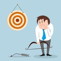 Empresário perdeu alvo vetor