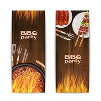 Banners de churrasqueira