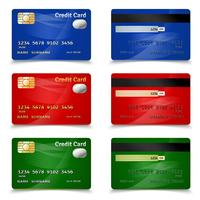 Design de cartão de crédito