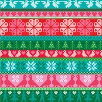 padrões de borda bordados