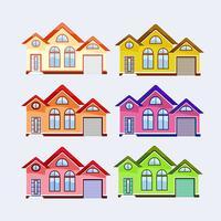 Cottage casa de aldeia