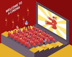 Na composição dos filmes