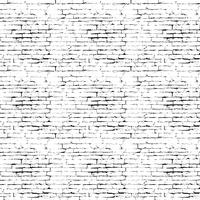 Textura de parede de tijolo de grunge vetor