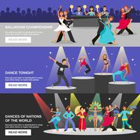 Banner de Dança Plano
