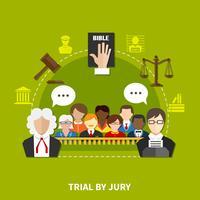 Composição plana de lei