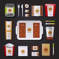 Fastfood Corporate Identity