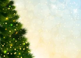 Modelo de árvore de natal