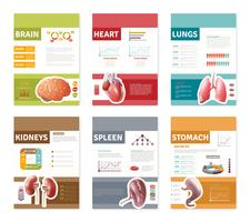 Banners de Órgãos Humanos Internos