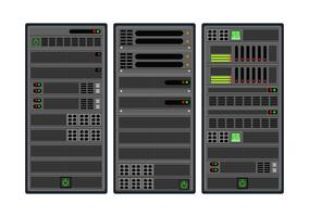 Conjunto de servidor de computador