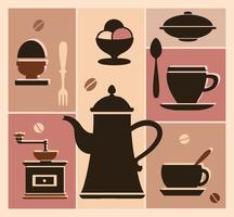 Café vetor