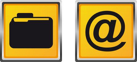 ícones para design ilustração vetorial