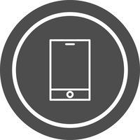 Design de ícone de dispositivo inteligente vetor