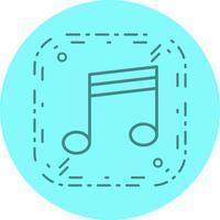 Design de ícone multimídia vetor