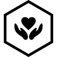 Design de ícone de sinal de saúde