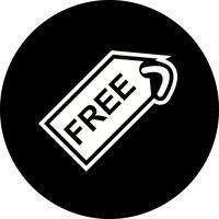 Design de ícone de marca livre vetor