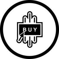 Comprar ícone de design vetor