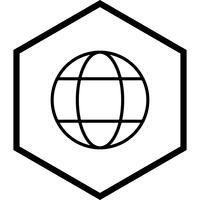 Ícone do globo