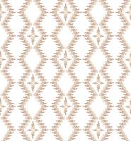 Padrão de telha floral oriental abstrata. Ornamento geométrico
