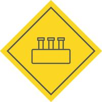 Design de ícone do conjunto de química vetor