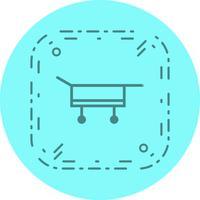 Design de ícone de maca vetor