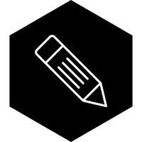 Design de ícone de lápis