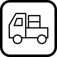 design de ícone de transportadora vetor