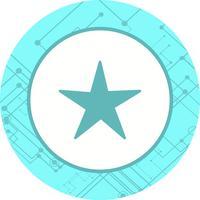 Ícone de estrela vetor