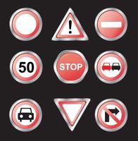 sinais de movimento