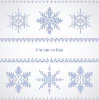 cartão de Natal vetor