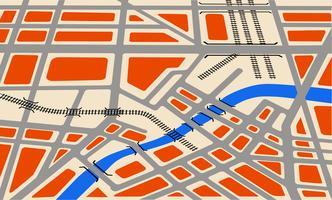 Mapa do vetor