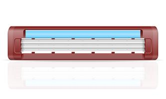 lâmina para ilustração em vetor estoque razer