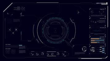 Interface HUD GUI 001