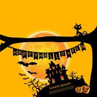 Fundo Dia das Bruxas