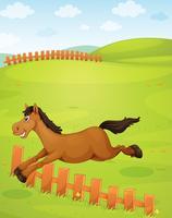 cavalo vetor