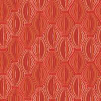 Padrão sem emenda abstrata Ornamento de linha Redemoinho textura oriental