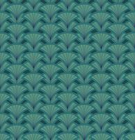 Teste padrão de flor Oriental Resumo ornamento floral Redemoinho tecido fundo vetor