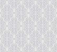 Oriental line pattern Abstract floral ornament Redemoinho tecido fundo vetor