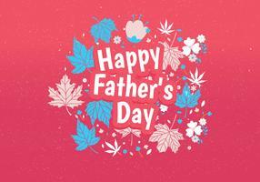 Feliz Dia dos Pais Vol 3 Vector