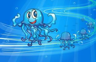 Medusa vetor