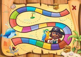 Piratas do jogo de tabuleiro